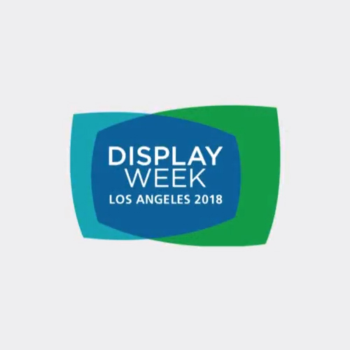 IGNIS is attending SID Display Week 2018 in Los Angeles, California